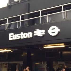 Euston Train Station