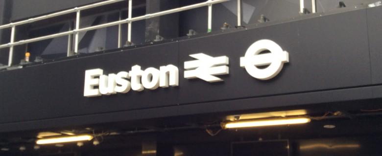 Euston Train Station